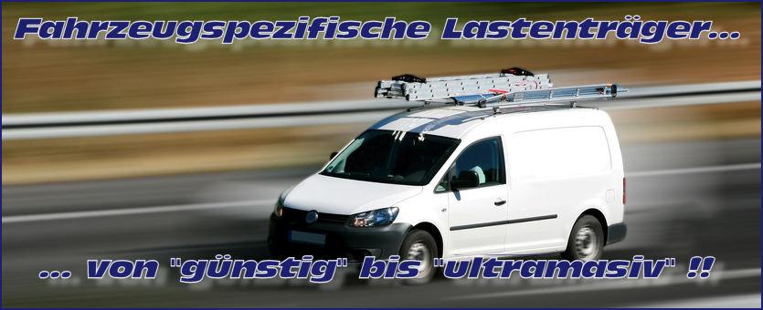 Fahrzeugspezifischer Dachträger