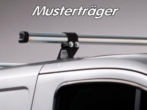 Dachträger Ford Tourneo Custom (08/2012 bis...),  normales Dach H1,  Länge L1/L2,  2 Trägerbarren  - DELTA Schwerlastträger