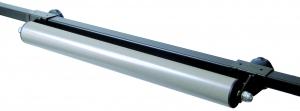 Laufrolle Atera  60 cm für Grundträger mit Vierkantbarren 32 x 23mm