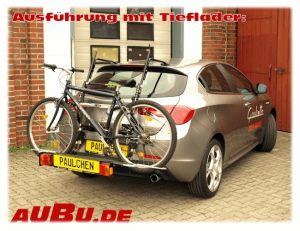 Paulchen Grundträger für Alfa Romeo Guilietta Bj. 04/2010 bis ...