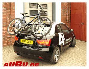 Paulchen Grundträger für Audi A1 Schrägheck 3-türig Bj. 2010 bis 2018
