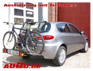 Paulchen Grundträger für Alfa Romeo 147 Bj. 01/2006 bis 2010