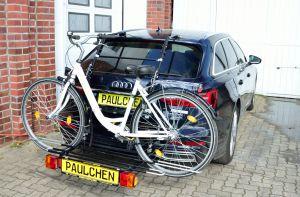Paulchen Grundträger für  Audi A6 Avant (Typ: C8), 12/ 2018 bis …