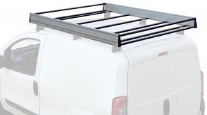 Citroen Jumpy, 04/2016 bis ..., Höhe: H1, Länge: L2 (Radstand 3.275mm) - Aluminium Lastkorb Kargo Rack