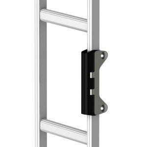 Aluminium Hecktür Leiter Türanschlag