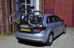 Paulchen Grundträger für Audi A3 Sportback Typ 8VA Bj. 09/2012 bis ...