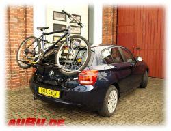 Paulchen Grundträger für BMW 1er Typ F20 5-türig Bj. 06/2011 bis 2015
