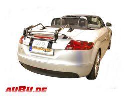 Paulchen Grundträger für Audi TT Roadster 02/2007 bis 2014 Grundträger mit Gepäckstreben zum Koffertransport (kein Ski/Radtransport !!)