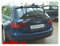 Paulchen Grundträger für Audi A4 Avant Typ B8 Bj. 04/2008 bis 03/2012 04/2012 bis 07/2015 ( nicht für RS / S-Line Modell passend)