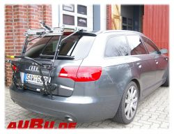 Paulchen Grundträger für Audi A6 Avant S - Line (nicht S 6) Bj. 04/2005 bis 09/2011