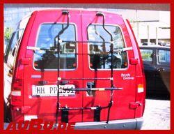 Paulchen Grundträger für Citroen Jumpy *1 . 1997 bis 2006 ( nur für Fahrzeuge ohne Blende an den Türen !!)