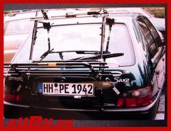 Paulchen Grundträger für Citroen ZX  9/1991 bis 1998 (AUSGELAUFEN)