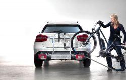 STRADA SPORT E-BIKE ML  für 2 Fahrräder (extrabreit für E-BIKE)