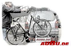 Atera Auffahrschiene für Strada EVO 2/3 und Strada Vario 2/3