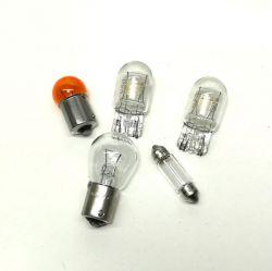 Ersatzlampenset für die Atera Kupplungsträger EVO und VARIO