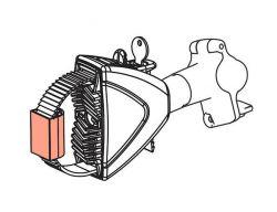 Gummipolster für Spannband für Strada Sport, E-Bike, DL, EVO und Vario