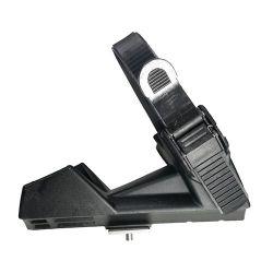 Radschale mit austauschbarem 300 mm langem Rastband und Pumpratsche für Reifenbreite bis 3,0 Zoll für Strada Vario links