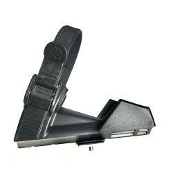 Radschale mit austauschbarem 300 mm langem Rastband und Pumpratsche für Reifenbreite bis 3,0 Zoll für Strada Vario rechts