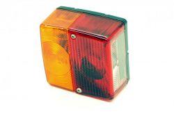 Ersatzlampe (komplette Rückleuchte) für Zusatzbeleuchtung, 1 Stück