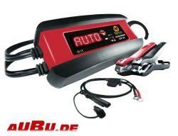 ACCUCHARGER 12V 3A (BANNER), elektronisches Automatik-Ladegerät, optimal für Batterien bis 72 Ah