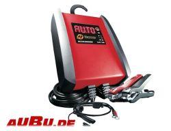 ACCUCHARGER 12V 6A (BANNER), elektronisches Automatik-Ladegerät, optimal für Batterien bis 130 Ah