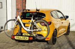 Paulchen Grundträger für  Renault Clio IV RS, 11/2012 bis 09/2019  , (30kg Traglast)