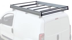 Mercedes Citan (10/2012 bis ...  ) NUR Long (L2)  Länge 4.321 mm  NICHT Compact und extra Lang !! - Aluminium Lastkorb Kargo Rack