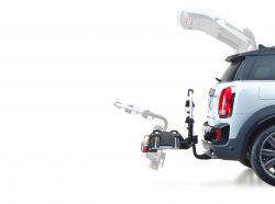 ATERA GENIO PRO - faltbarer Anhängerkupplungsträger für 2 Fahrräder/E-Bikes