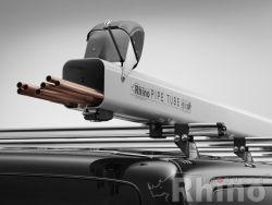 Citroen Jumpy  (04/2016 bis...), Niedriges Dach H1, Länge L2, NUR mit Radstand 3.270/3.275mm, mit Heckklappe,  2,40 x 1,40 Meter - Aluminium Schwerlastkorb inkl. Edelstahl Aufschubrolle