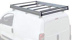 Ford Transit/Tourneo Custom, 08/2012 bis ..., Höhe: H1, Länge: L1 - Aluminium Lastkorb Kargo Rack