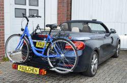 Paulchen Grundträger für BMW 2er Cabrio (Typ: F23), 11/2014 bis …