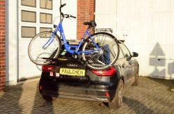 Paulchen Grundträger für Audi A4 Sportback (Typ: GB), (09/208 bis ...)