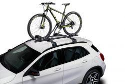 CRUZ - Fahrradträger Race Dark für Fahrräder bis 18kg